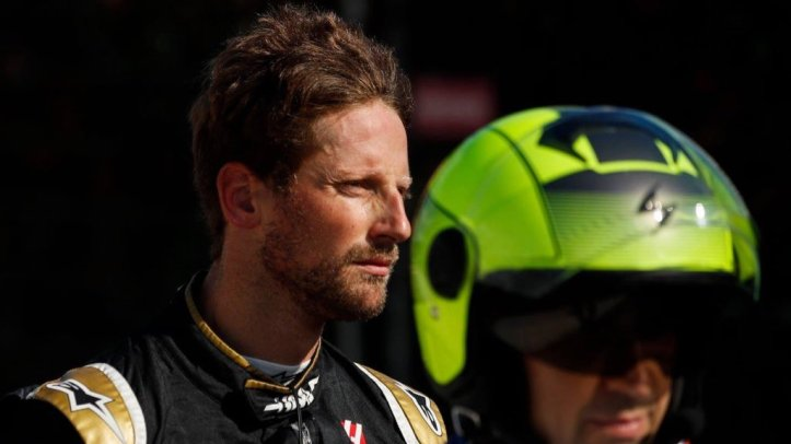 Grosjean Haas Rusia