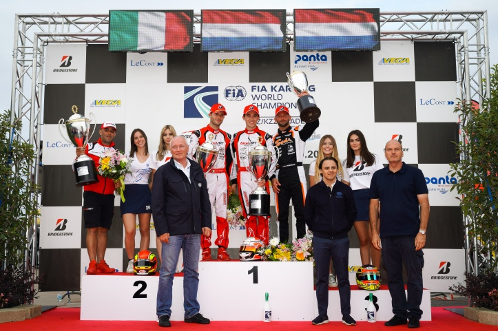 22/09/19, LONATO, South Garda Karting, FIA Karting World Championship